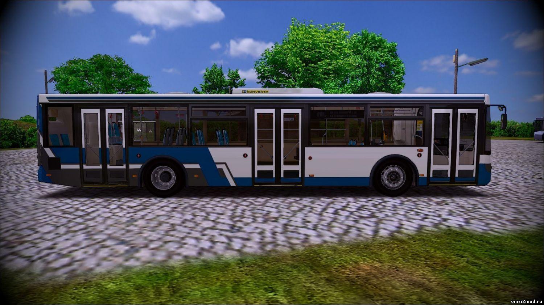 Как сделать свой автобус в omsi