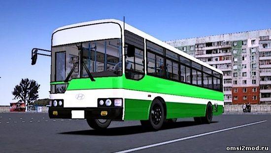 Скачать Hyundai County для Омси 2