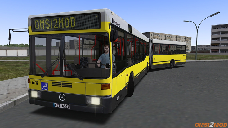 Mercedes-benz O405GN²