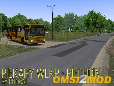 Piekary WLKP - Piechcin