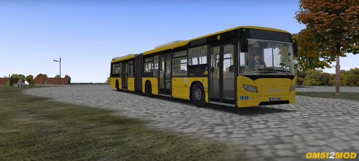 Scania Citywide GN14
