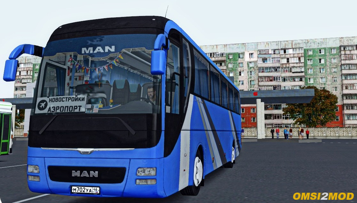 Тюнинг для Man Lion`s Coach
