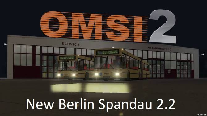 New Berlin Spandau 2.2.2