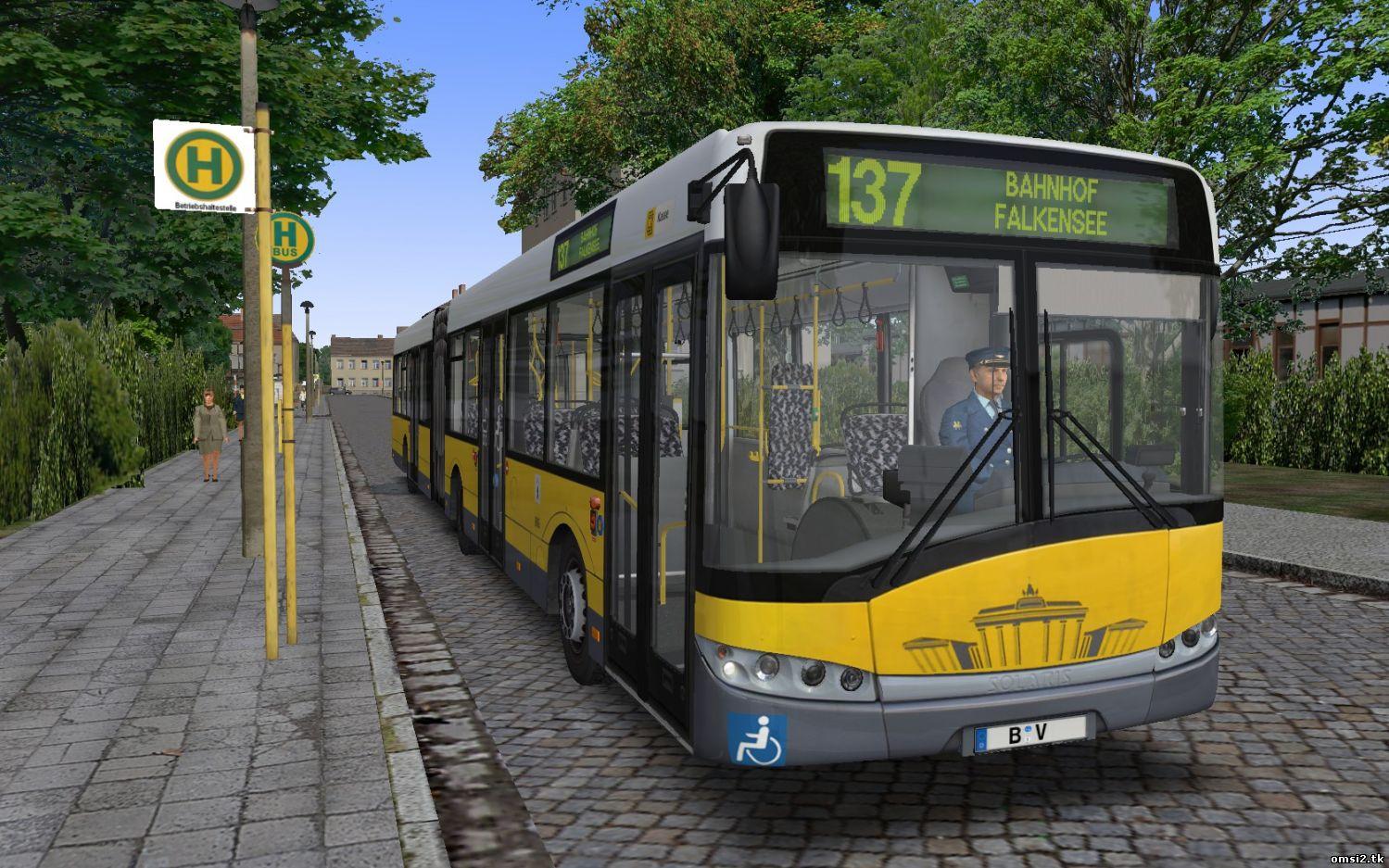 Solaris Urbino 12 und 18 (BVG)