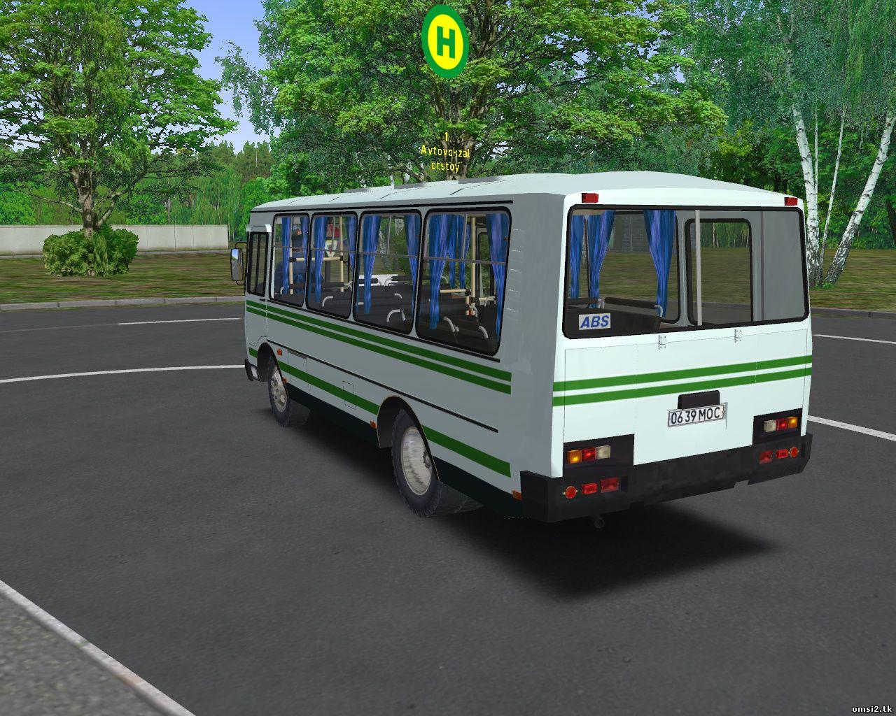 Скачать автобус для omsi paz 3205r
